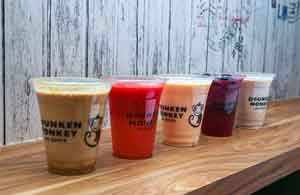 smoothie shops in rajmundry