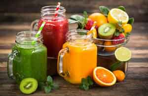 smoothie shops in guntur